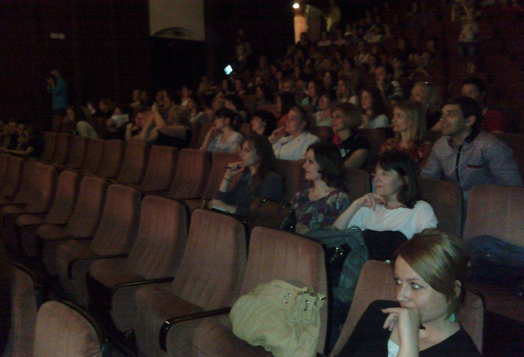 vaspitaci u publici