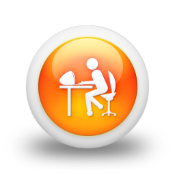 106120-3d-glossy-orange-orb-icon-people-things-people-worker